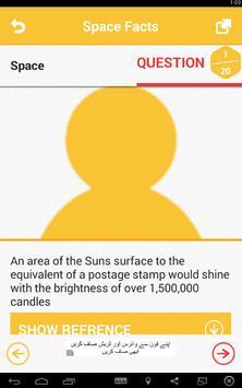 Space Facts apk screenshot