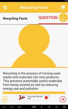 Recycling Facts screenshot 2