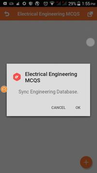 Electrical Engineering MCQS apk screenshot