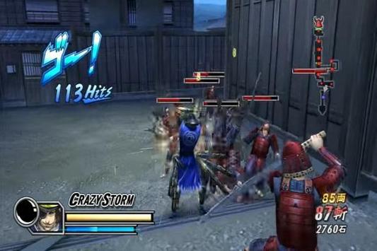 Trick Sengoku Basara 2 Heroes screenshot 2