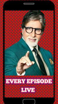CrorePati Live | Kbc Every Episode Live | Official poster
