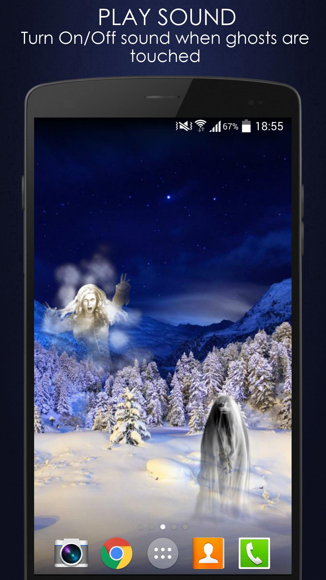Ghost Touch for Android - APK Download