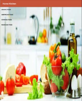 Home Kitchen poster
