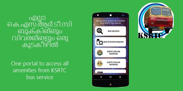Kerala RTC Information and Booking screenshot 3