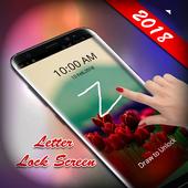 Letter Lock Screen icon