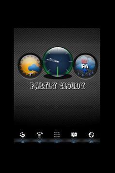 Glasscover UCCW skin apk screenshot