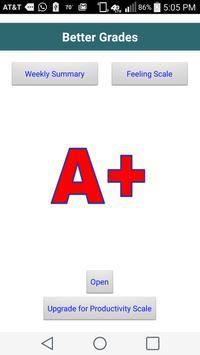 Better Grades poster