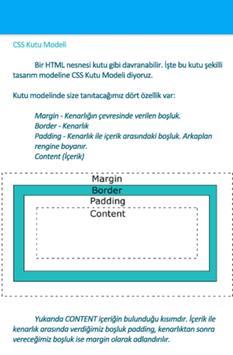 CSS Eğitim poster