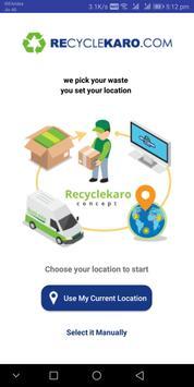 Recyclekaro poster
