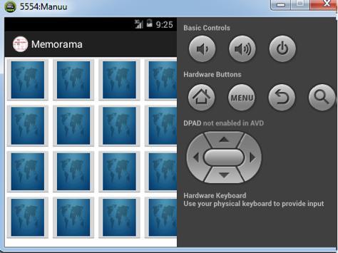 16CT Memorama screenshot 2