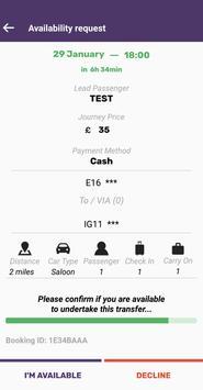 CTLF - Driver Application New apk screenshot