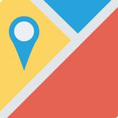 Singapore Travel Map icon
