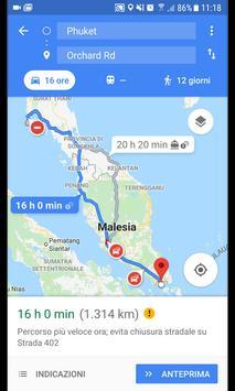 Singapore Travel Map screenshot 5