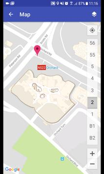 Singapore Travel Map screenshot 6