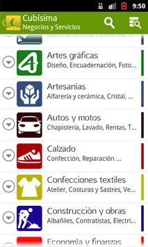 Cubisima Servicios poster