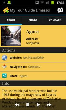 My Tour Guide Limassol apk screenshot