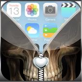 Monster Zipper Lock icon