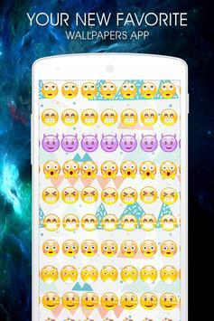 emoji wallpapers 😍😍😍😍😍😍 poster