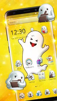 Snap Funny Face Theme poster