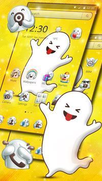 Snap Funny Face Theme screenshot 1