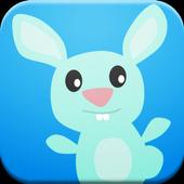 Cute Bunny Jump icon