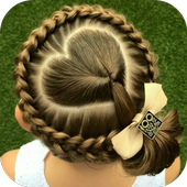 Cute Hairstyles for Girl 2017 icon