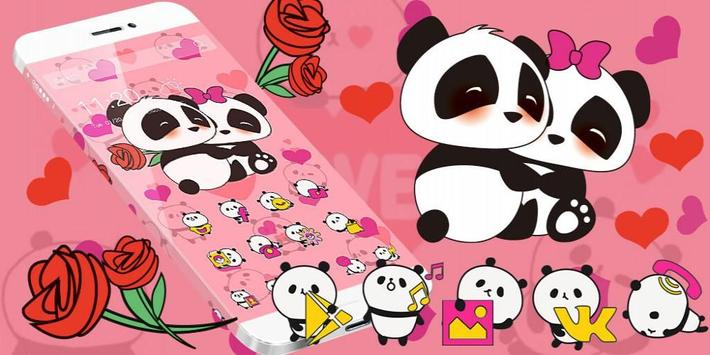 Pink Panda Cute Icons For Android Apk Download