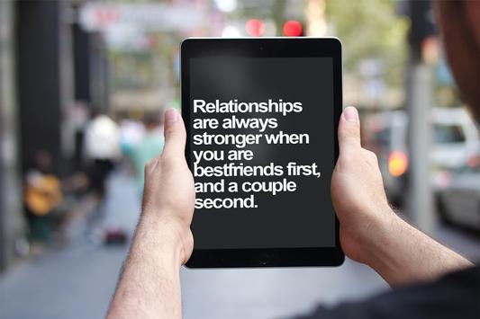 CUTE RELATIONSHIP QUOTES screenshot 4