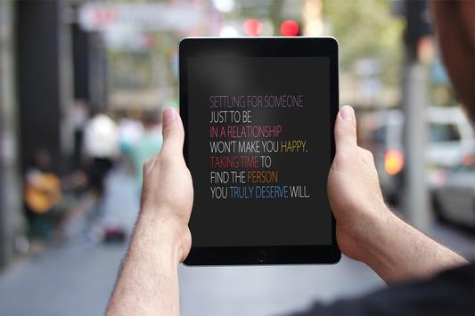 CUTE RELATIONSHIP QUOTES apk screenshot