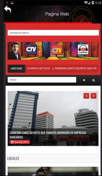 radio studio master cutervo apk screenshot