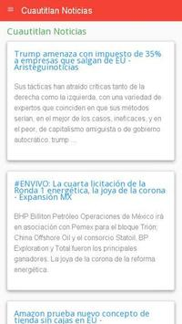 Noticias Cuautitlán apk screenshot