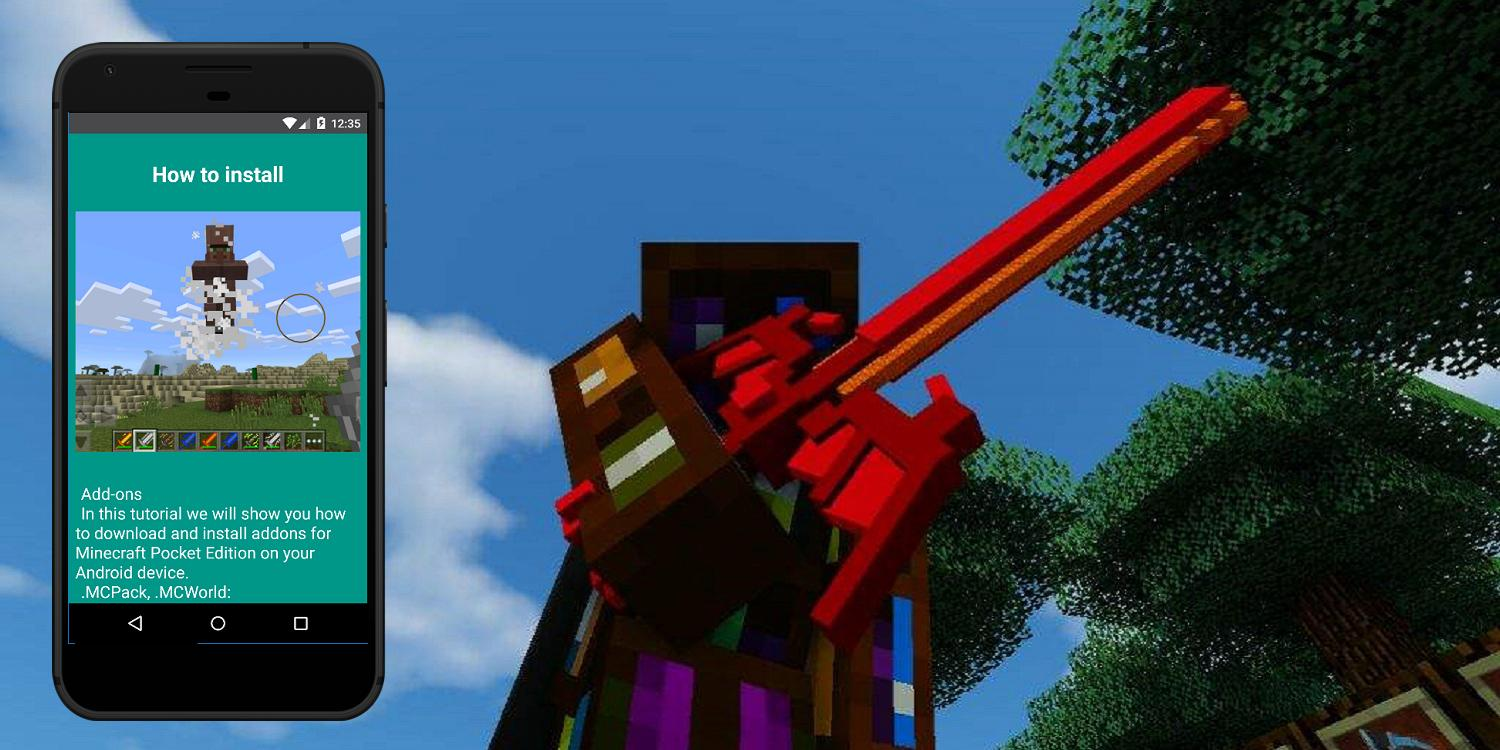 Elemental Swords Mod For Minecraft PE for Android - APK Download