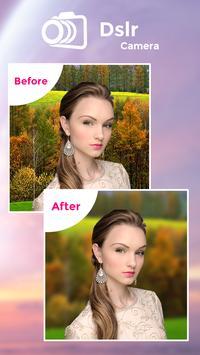 DSLR Camera Photo Effect screenshot 3