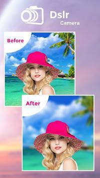 DSLR Camera Photo Effect poster