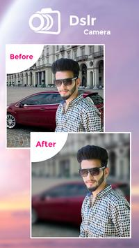 DSLR Camera Photo Effect screenshot 2