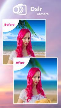 DSLR Camera Photo Effect screenshot 4