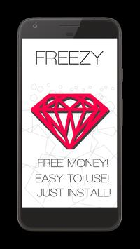 Freezy -Earn Money poster