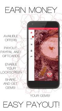 Freezy -Earn Money apk screenshot