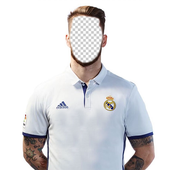 Photo Editor For Real Madrid icon