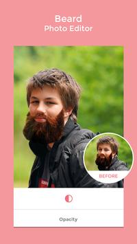 Beard Photo Editor apk screenshot