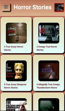Stories Horror poster