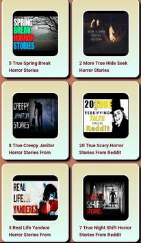 Stories Horror apk screenshot