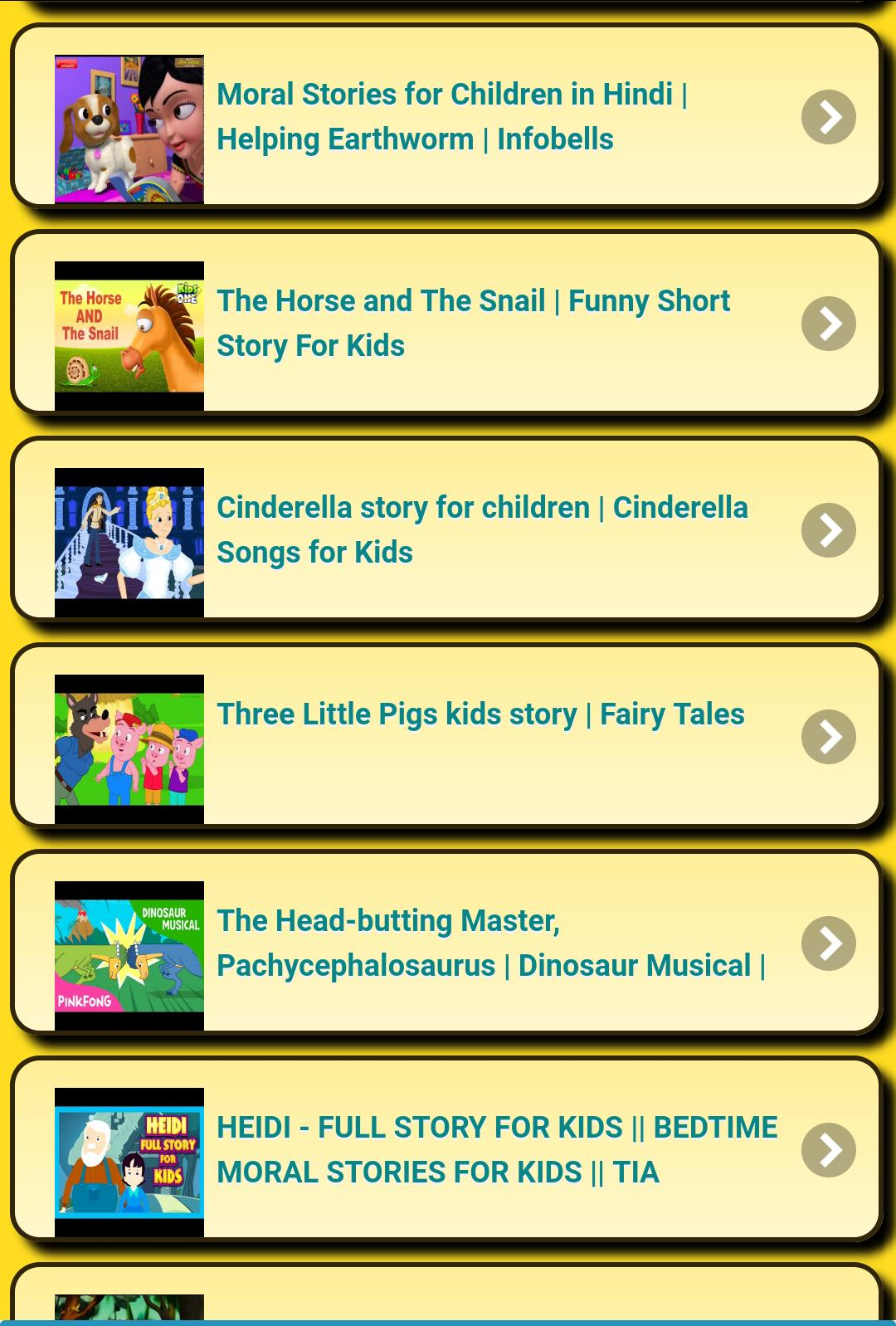 Children's Stories for Android - APK Download