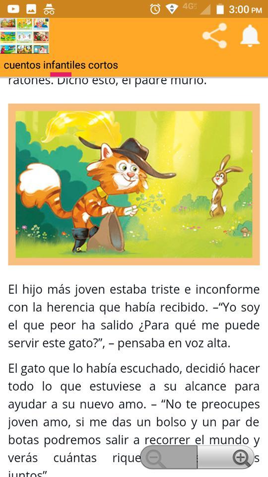 Cuentos Cortos Infantiles Pour Android Téléchargez L Apk