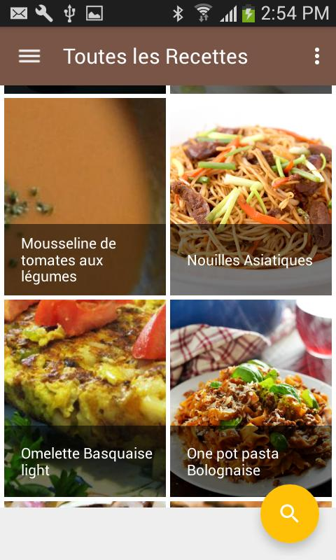 Cuisine Francaise Au Multicuiseur Cookeo For Android Apk Download