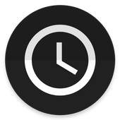 Material Desk Clock icon