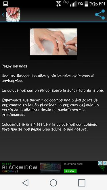 Curso De Uñas Acrilicas For Android Apk Download