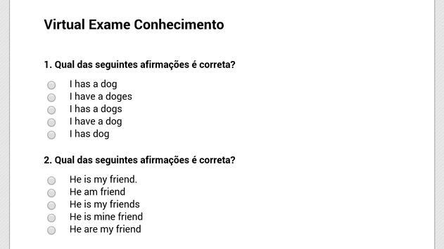 Curso de Inglês Grátis screenshot 10
