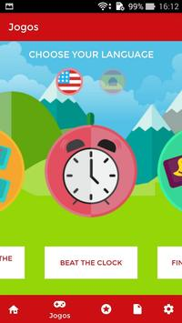 YES! Idiomas - Portal do Aluno apk screenshot