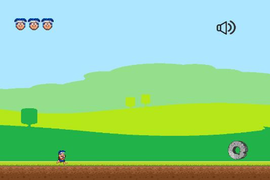 Caveman apk screenshot